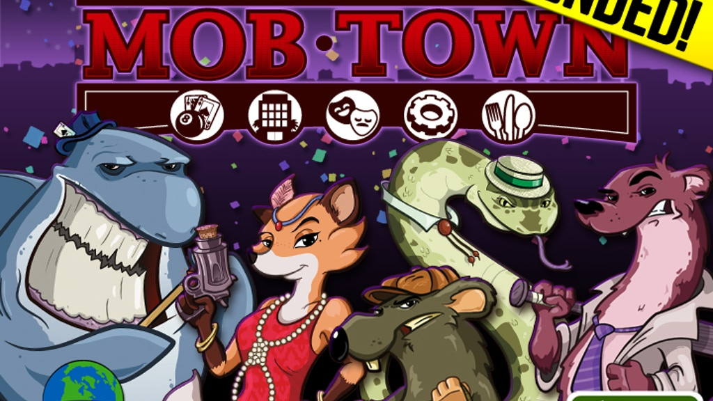 Mob Town project video thumbnail