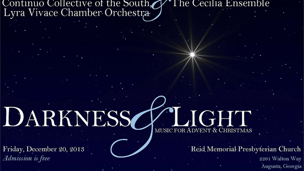 Lyra Vivace and The Cecilia Ensemble Holiday Concert project video thumbnail