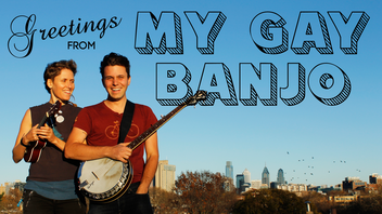 Country Boys in the City - NEW ALBUM by My Gay Banjo