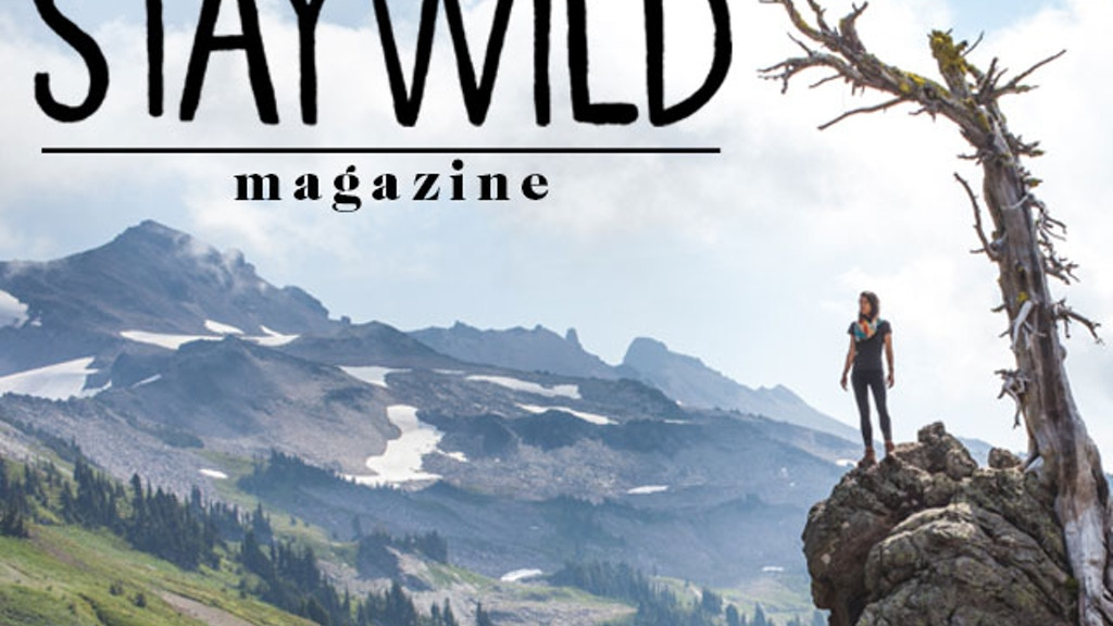 Stay Wild Magazine project video thumbnail