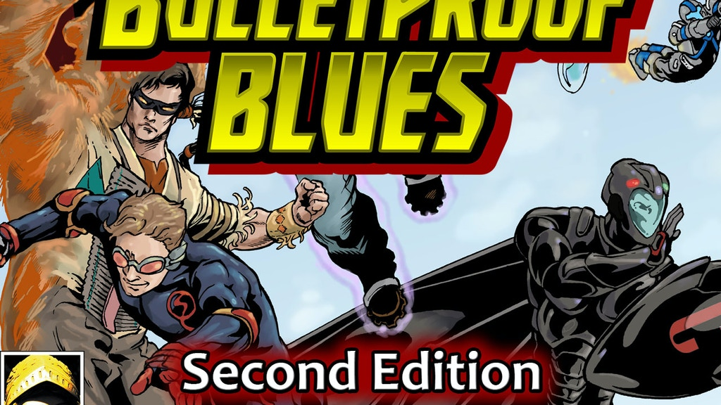 Bulletproof Blues Second Edition project video thumbnail