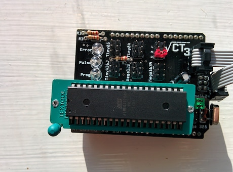 how to put code into arduino