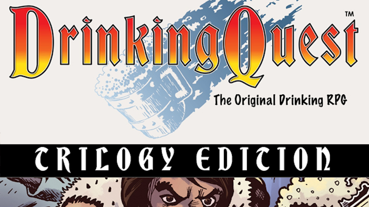 Drinking Quest Trilogy Edition By Jason Anarchy Kickstarter - Four corners drinking game