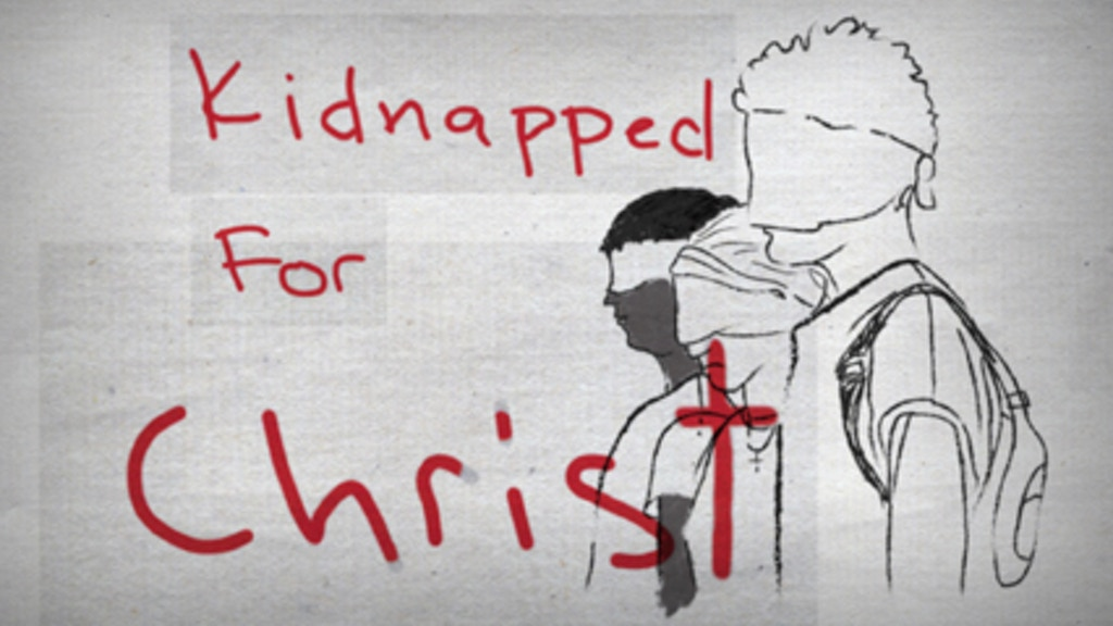 Kidnapped For Christ project video thumbnail