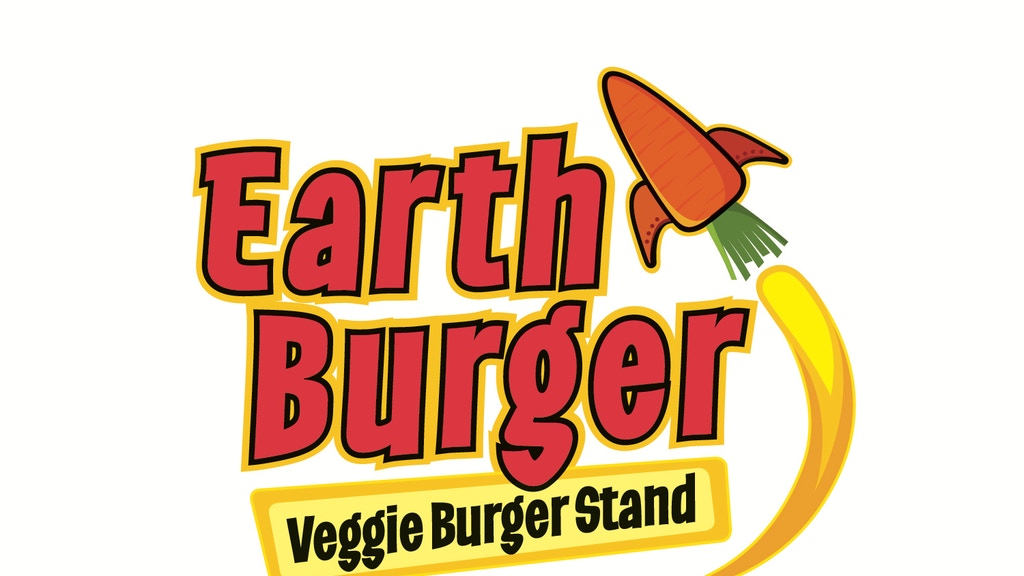Earth Burger: Plant-Based Fast Food! project video thumbnail