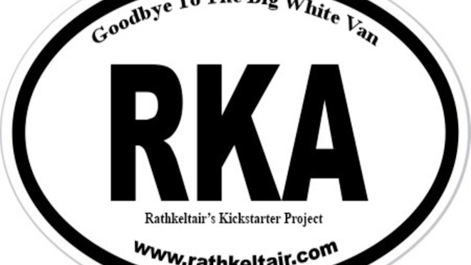 Rathkeltair's Goodbye to the Big White Van by Rathkeltair