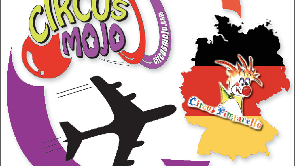 Help Circus Mojo Tour to Germany: Expanding Horizons project video thumbnail
