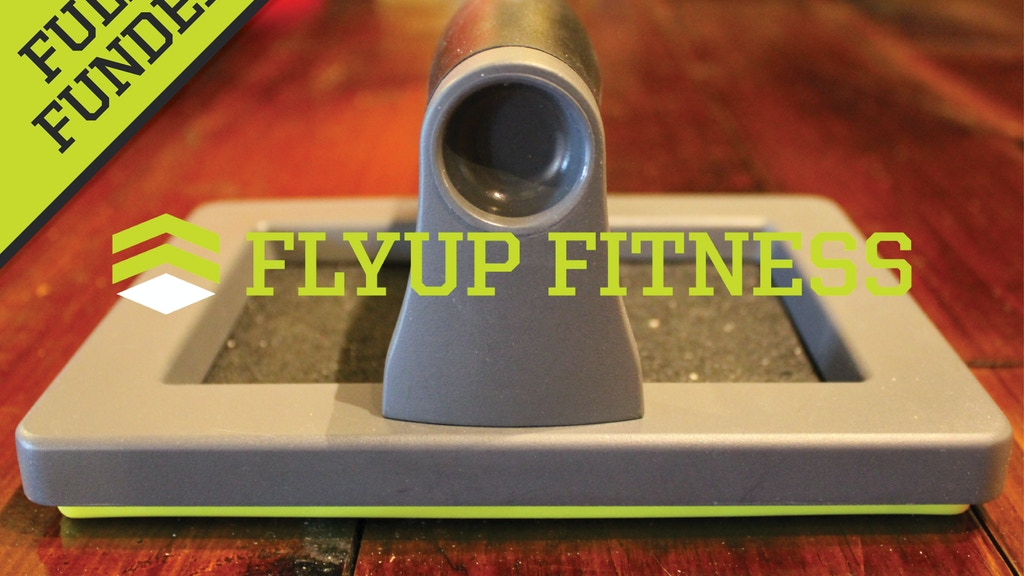 FLYUP Fitness - get a great workout anywhere project video thumbnail