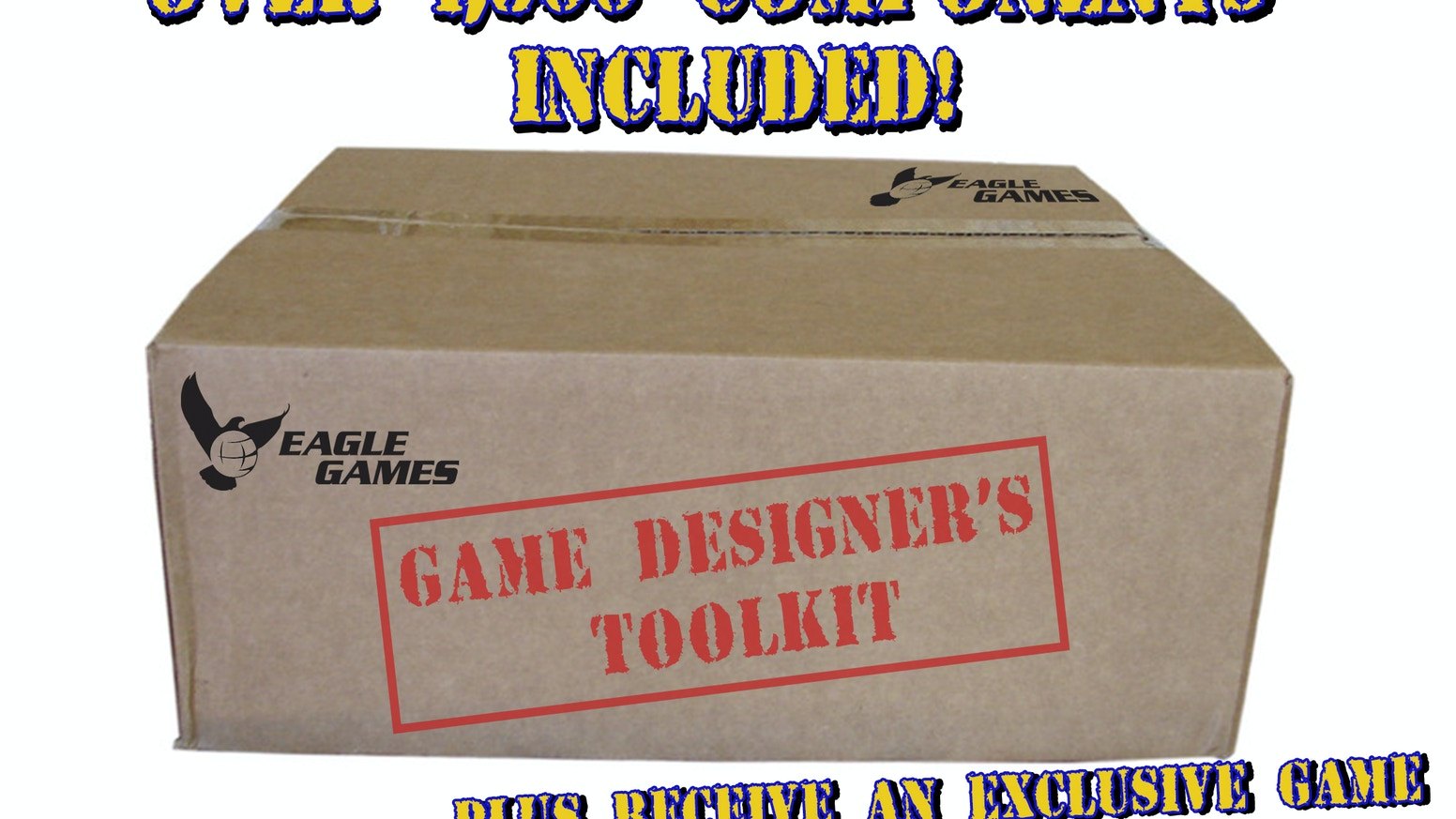 The Game Designer's Toolkit is here to help you bring your games from brain to board!