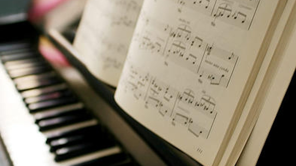 Project image for Melody Pro - Sheet Music App