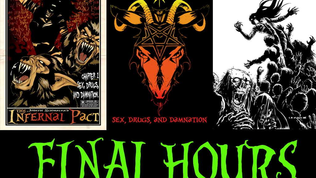 The Infernal Pact - a Grindhouse Miniseries project video thumbnail
