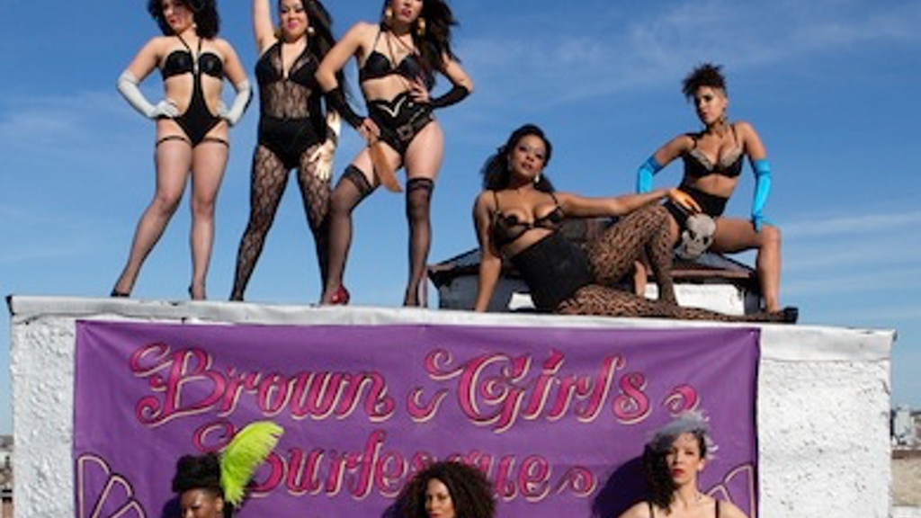 Brown Girls Burlesque project video thumbnail