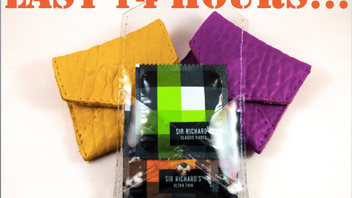 The Plan A Project - Stylish Feminist Condom Wallets