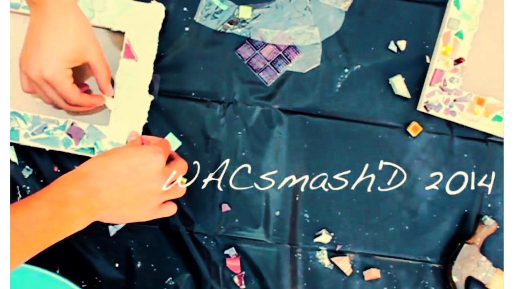 WACsmash'D 2014 project video thumbnail