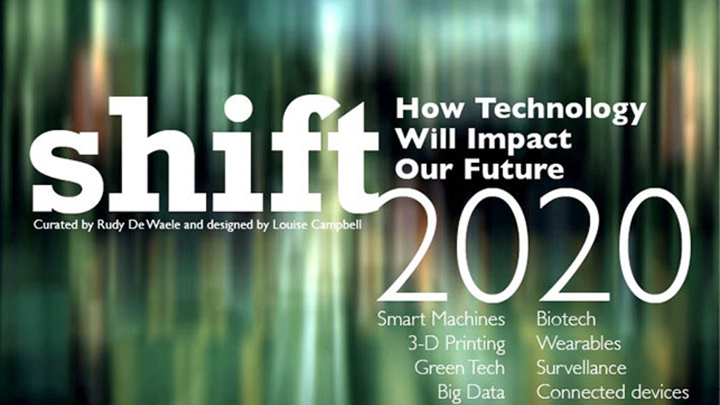shift 2020 - How Technology Will Impact Our Future project video thumbnail
