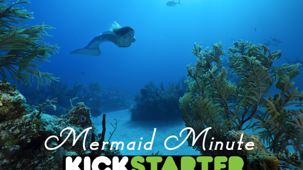 Mermaid Minute: Children's Educational Ocean Webseries project video thumbnail