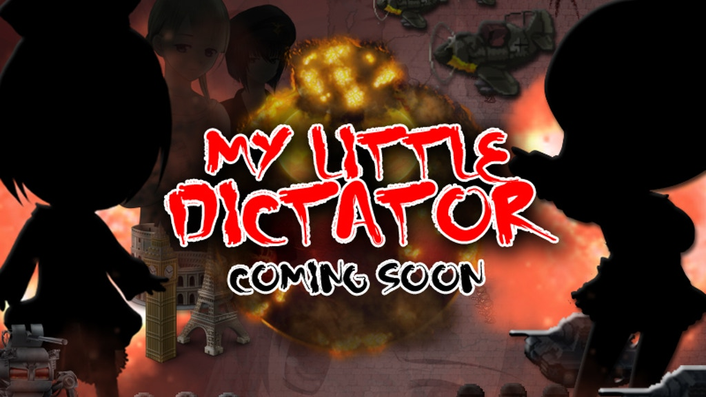 My Little Dictator: A Battle-Visual Novel project video thumbnail