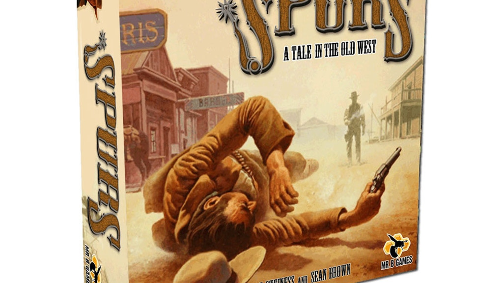Spurs: A Tale in the Old West project video thumbnail