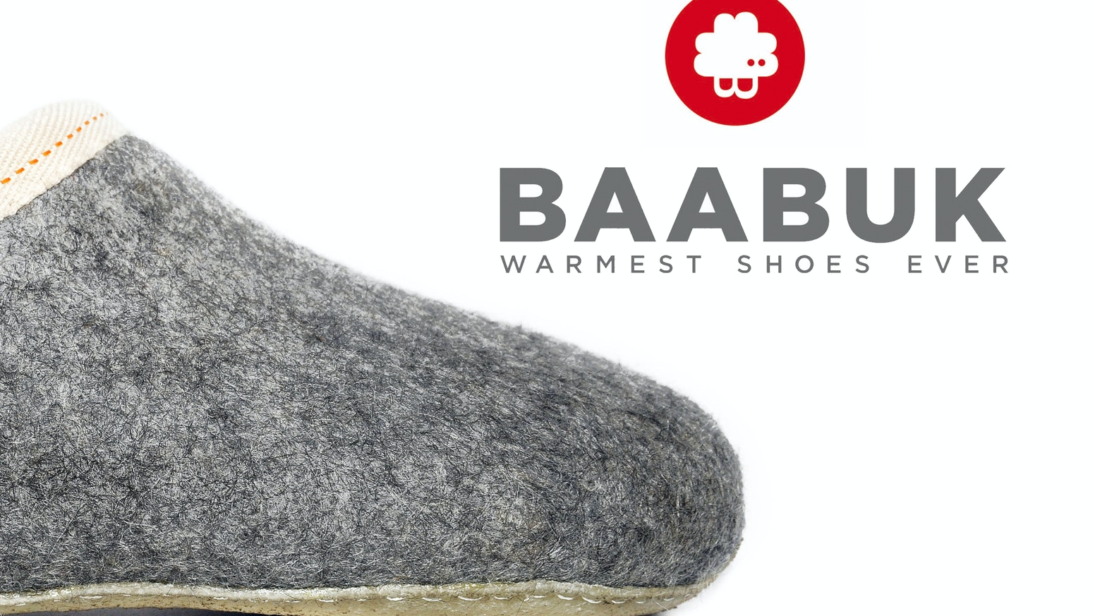 Wool shoes – It's new, it's audacious!  Inspired by the Russian Valenki's.