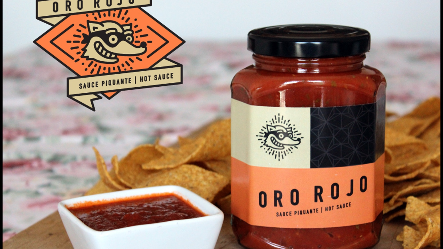 Made in Montreal and inspired by our Chilean roots, Oro Rojo will soon become the sauce of your life. Try it & join the high sauciety.