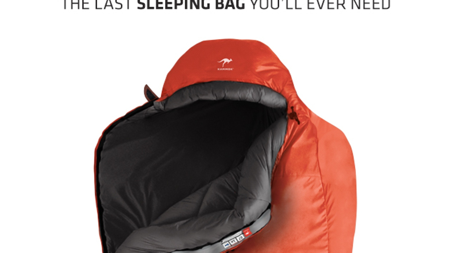 A fully customizable sleeping bag system that can adapt as your needs and environment changes. One sleeping bag, endless options.