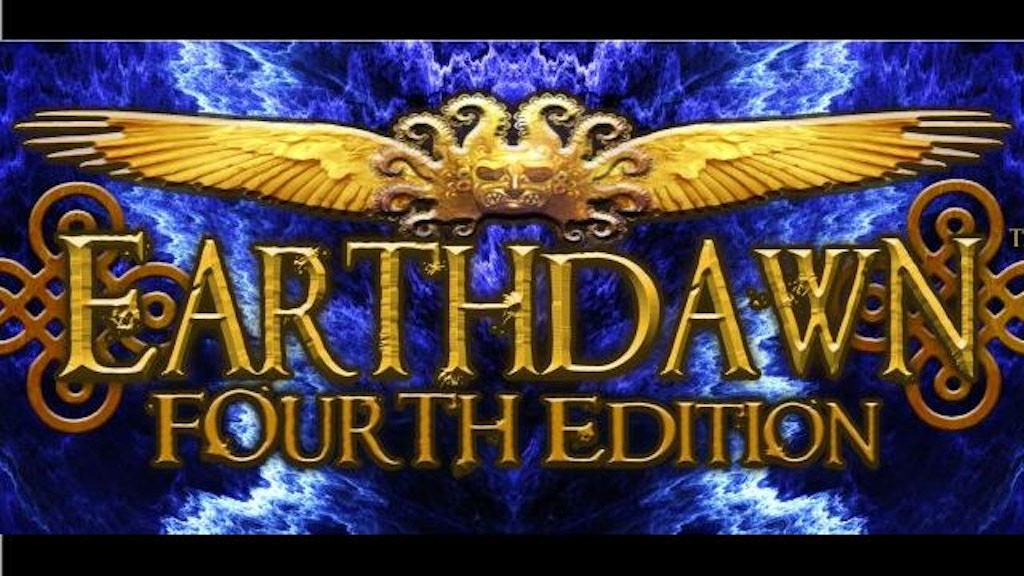 Earthdawn 4th Edition project video thumbnail
