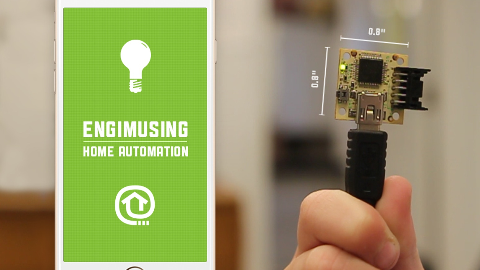 diy home automation open modules for your smart home by engimusing kickstarter. Black Bedroom Furniture Sets. Home Design Ideas