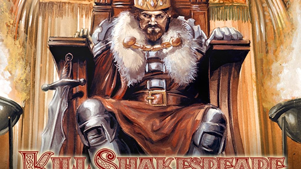 Kill Shakespeare project video thumbnail