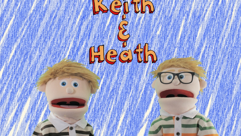 """Keith & Heath"" - a puppet-comedy starring Jon Cozart project video thumbnail"