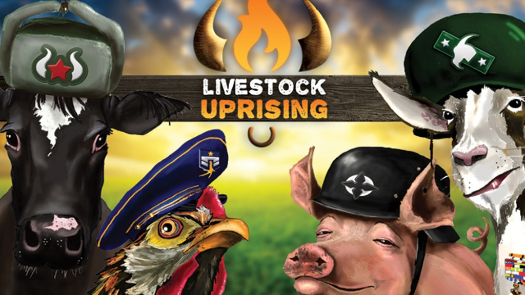 Livestock Uprising - A Call to Farms project video thumbnail