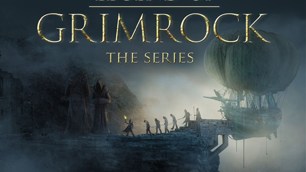 Legend of Grimrock: The Series project video thumbnail
