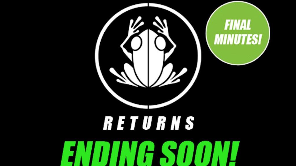 Frogman Returns project video thumbnail