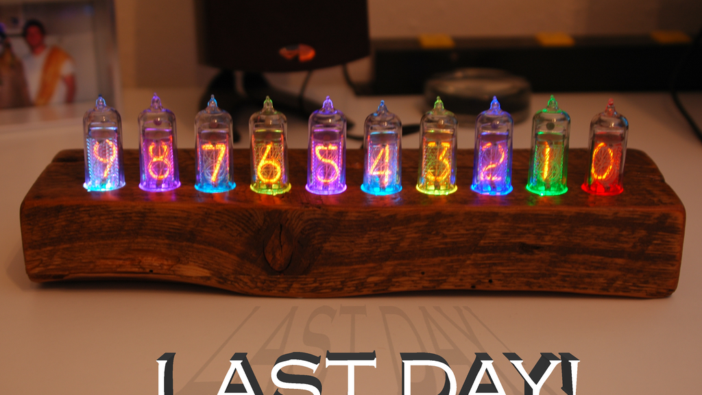Smart Nixie Tube project video thumbnail