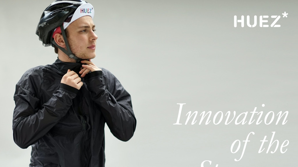 Huez* Cycling Clothing Built For Performance and Style project video thumbnail