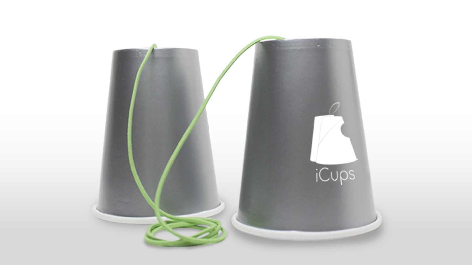 iCups - The ultimate iRonic gag gift