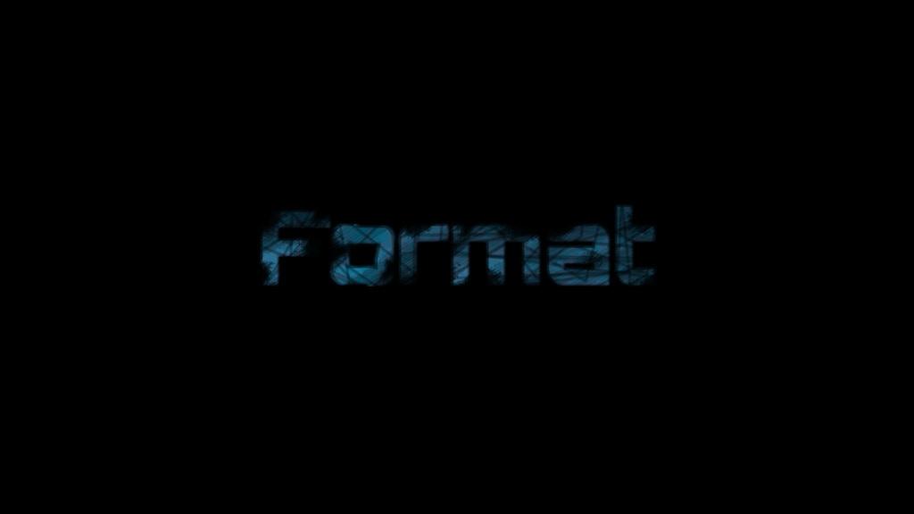Format: Web Series Pilot project video thumbnail