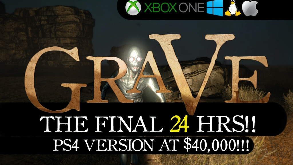 Grave: Open World Survival Horror project video thumbnail