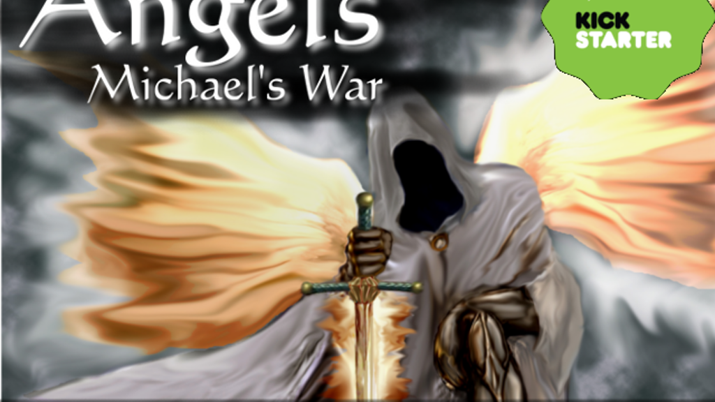 Angels - Michael's War card game project video thumbnail