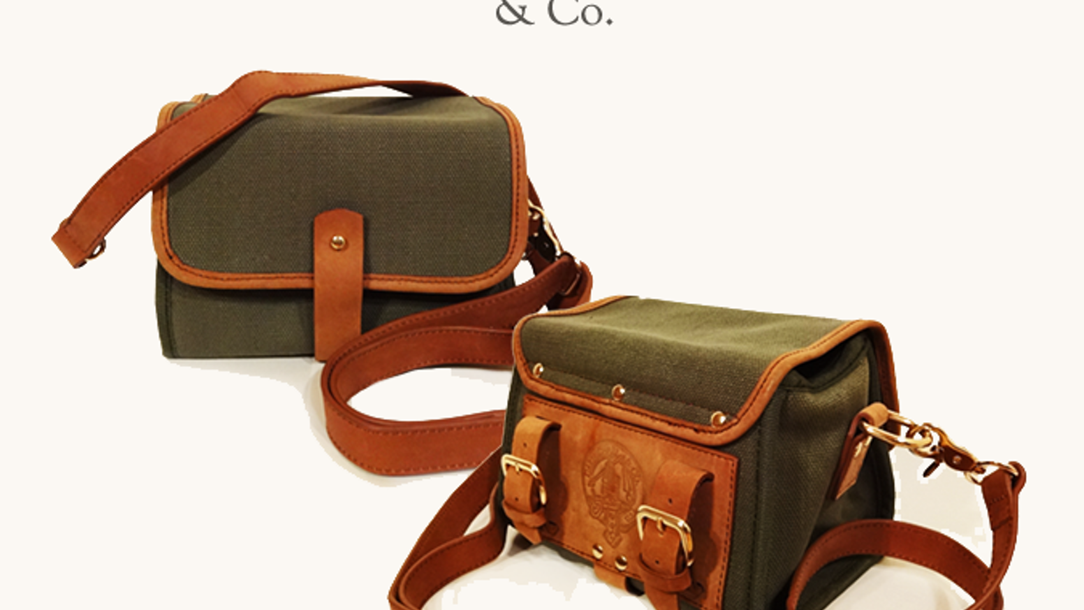 Bike + Wear:  The stylish bicycle handlebar bag that converts to a small messenger bag or purse.