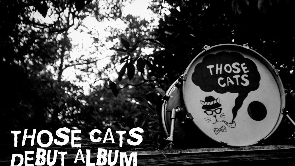Those Cats Debut Album Release project video thumbnail