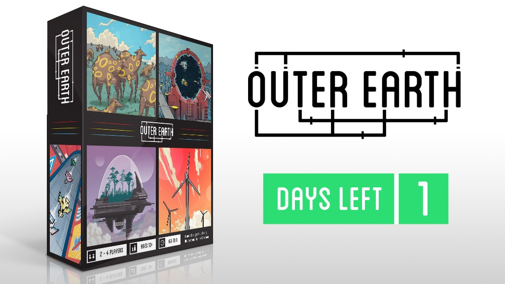 Outer Earth: A Strategic Space Development Card Game project video thumbnail