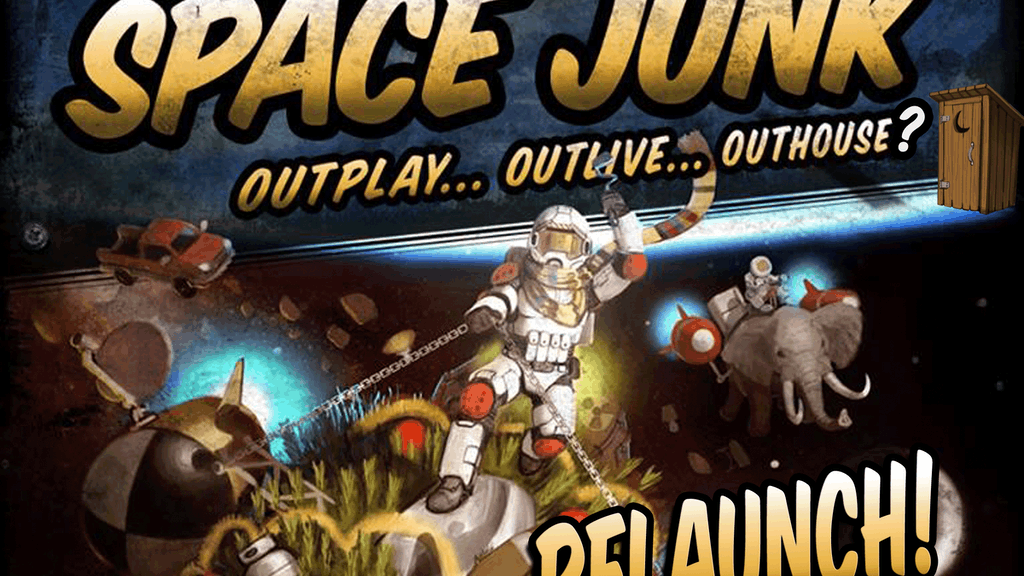 Space Junk- Relaunch! project video thumbnail