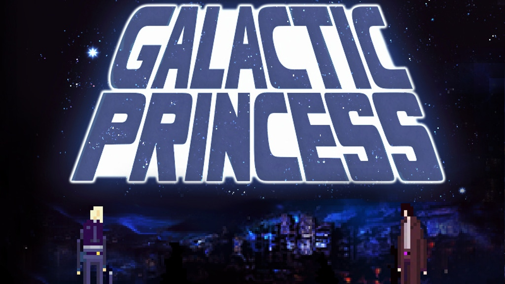 Galactic Princess project video thumbnail