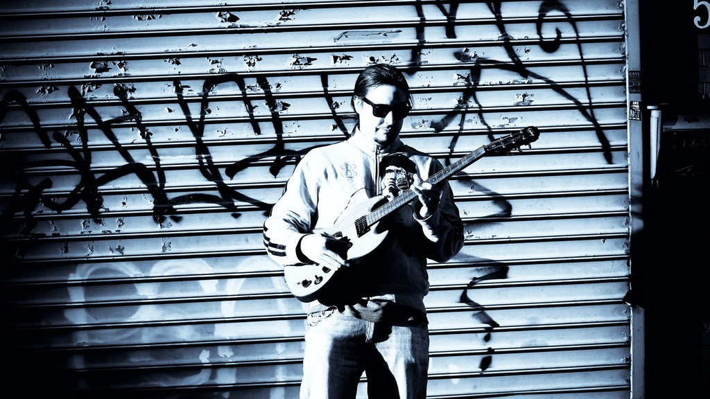 The Mofo with the Guitar project video thumbnail