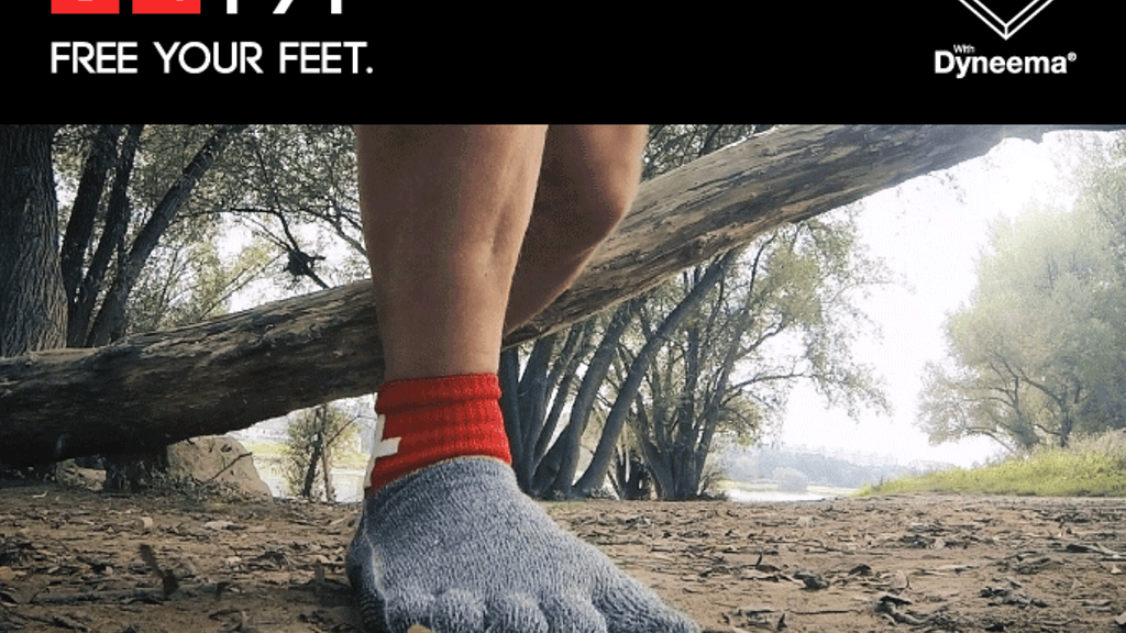 #FreeYourFeet with the world's most minimalist footwear, FYF project video thumbnail