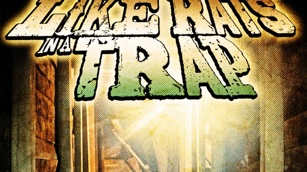 LIKE RATS IN A TRAP - A Short Film Based on True Events project video thumbnail