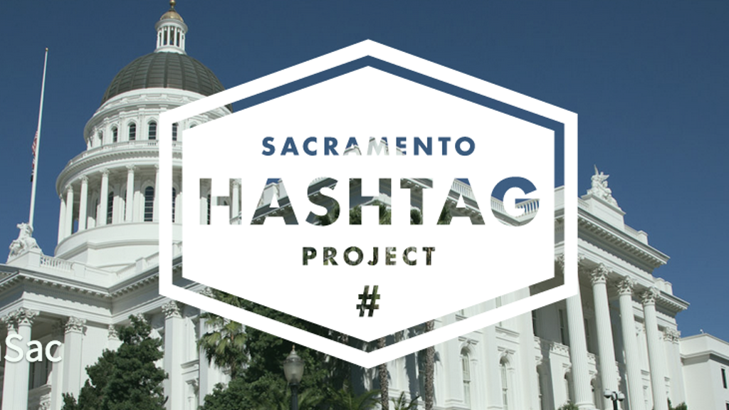 Sacramento Hashtag Project project video thumbnail