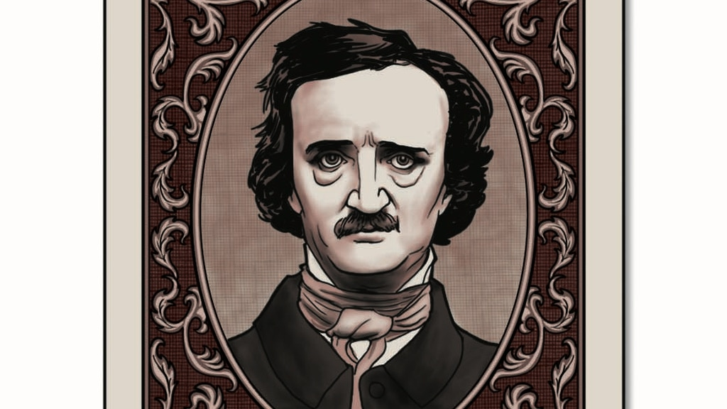 Edgar Allan Poe Playing Cards project video thumbnail