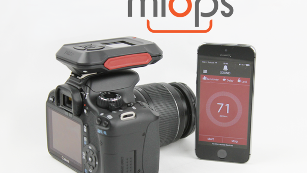 MIOPS: Smartphone Controllable High Speed Camera Trigger project video thumbnail