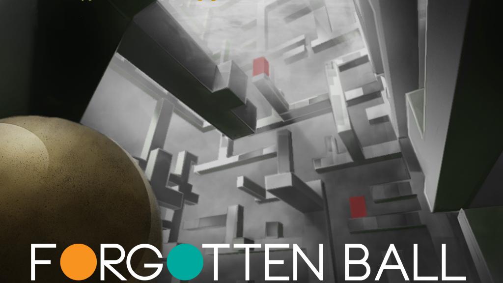 Forgotten Ball, an open world platform based adventure project video thumbnail